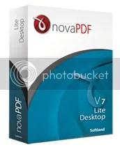 Bản quyền NovaPDF 7 Lite miễn phí