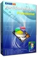 Download EASEUS Partition Master Professional miễn phí