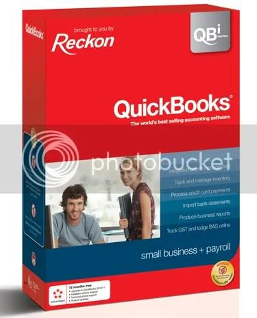 Quickbooks 2010: Dùng thử miễn phí 6 tháng