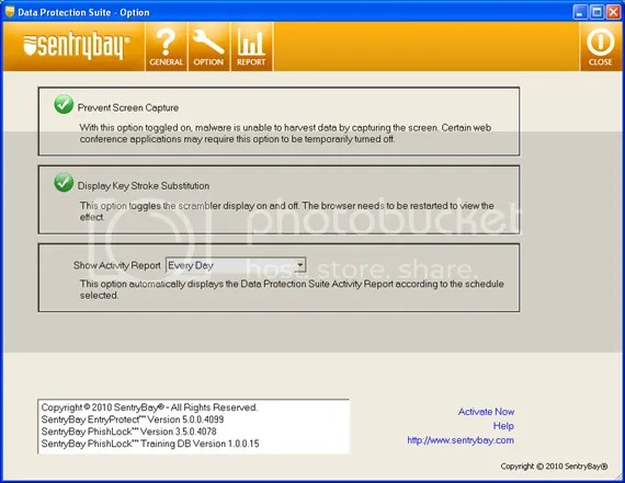 Download SentryBay Data Protection Suite với bản quyền miễn phí 6 tháng