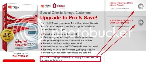 Dùng thử Trend Micro Internet Security miễn phí 12 tháng