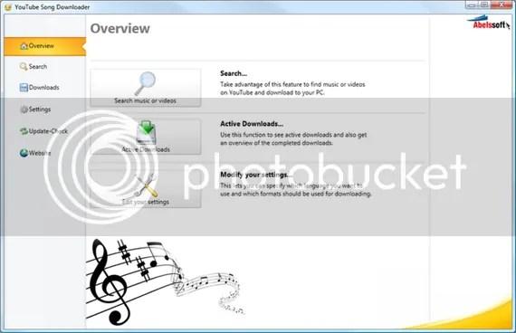 Download Abelssoft YouTube Song Downloader với bản quyền miễn phí