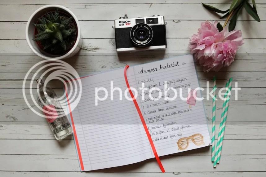 bucketlist, summer, zomer, lijstje, foto, inspiratie, lifewithanchors