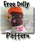 Free Dolly Pattern