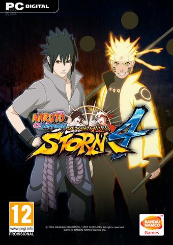 NARUTO SHIPPUDEN Ultimate Ninja Storm 4 – v1.08 + 8 DLCs