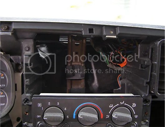 2002 Suburban Radio Wiring Kit