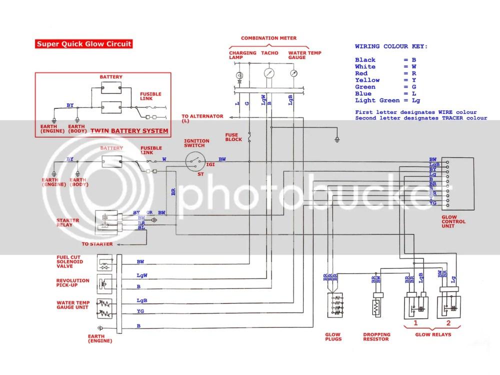 medium resolution of mitsubishi pajero 2003 wiring diagram mitsubishi delica owners club uk view topic faulty relay click