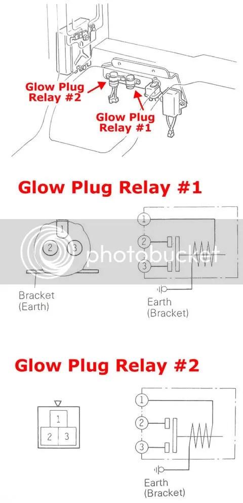 Mitsubishi L200 Wiring Diagram Glow Plug Relay Problem Hyundai Forums Hyundai Forum