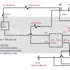 2007 Kawasaki Klr 650 Wiring Diagram Car Alarm System Diagrams The Official Driving Lights Thread!! - Forum