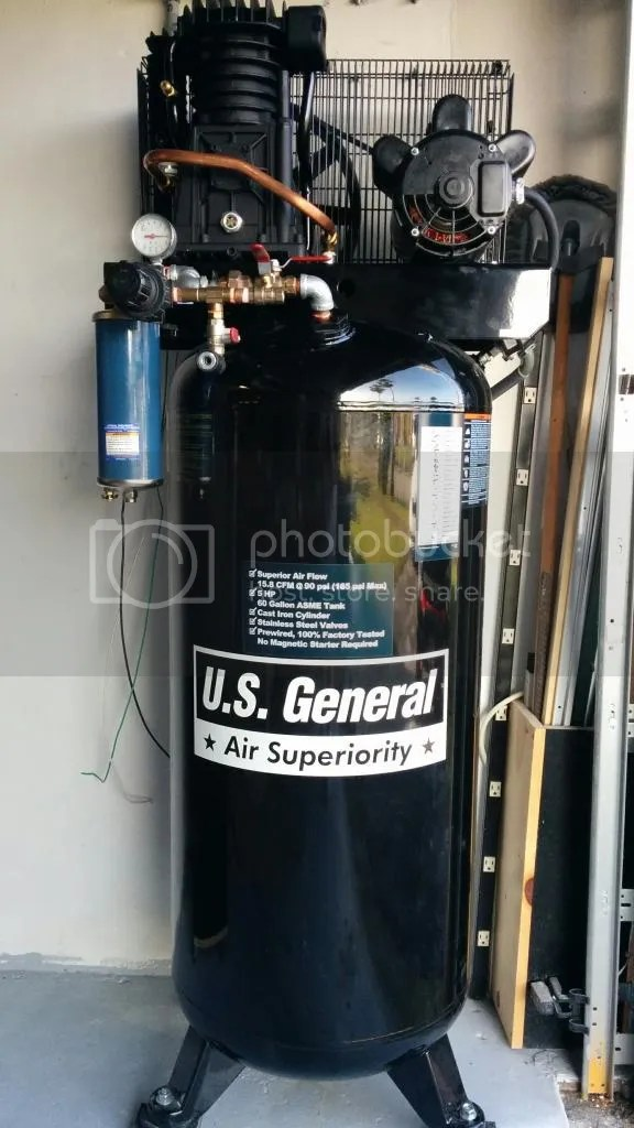Air Compressor Water Filter Harbor Freight
