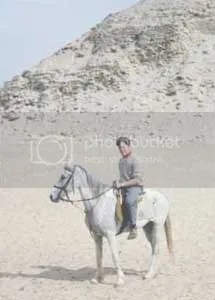 John - 2 days on a horse
