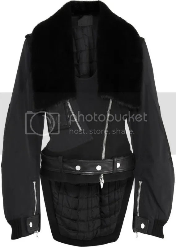 Alexander Wang Aviator Tailcoat