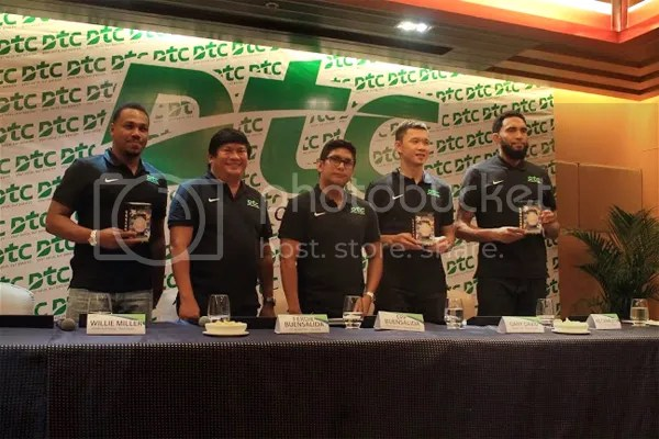 DTC Introduces Pioneer Brand Ambassadors In Contract Signing Event