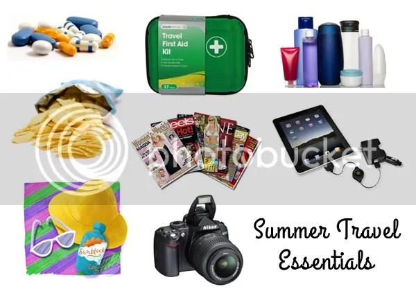 Summer Travel Essentials - Fun Summer Time With Swish