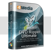 Key code bản quyền 4Media DVD Ripper Ultimate for Windows miễn phí