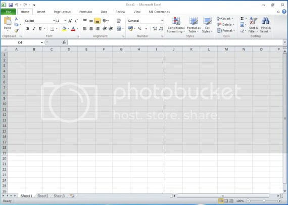 Microsoft Office 15: Rò rỉ những hình ảnh đầu tiên
