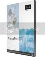 Phiên bản đầy đủ của Serif PhotoPlus 10 miễn phí