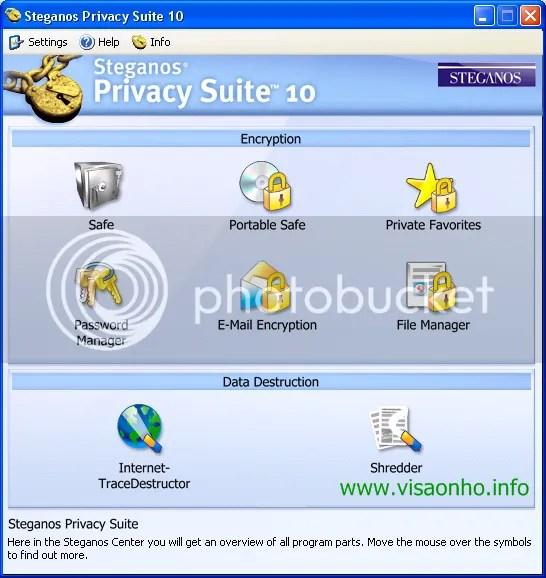 Steganos Privacy Suite 10: Key bản quyền miễn phí