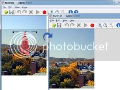 Xoá bỏ đối tượng trên hình ảnh với TeoreX Inpaint 2.4 có bản quyền