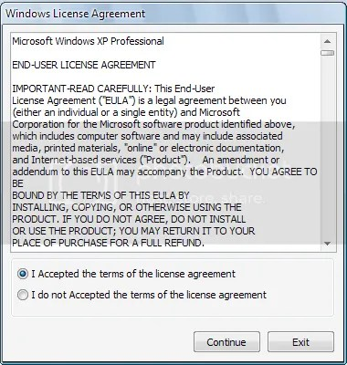 Cài đặt Windows XP, Vista và Windows 7 từ ổ USB Flash