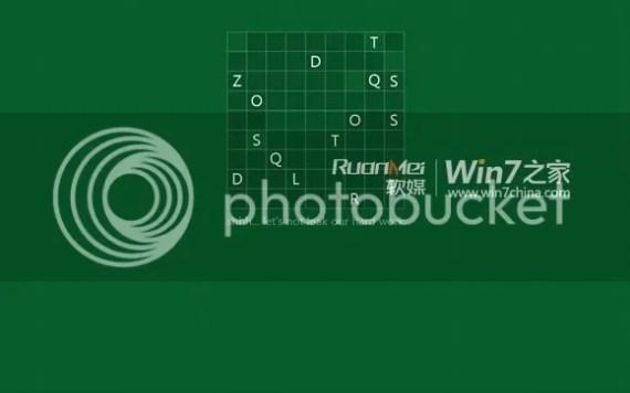 Windows 8: Rò rỉ những hình ảnh đầu tiên