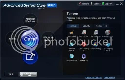 IObit Advanced SystemCare Pro 3.6: Key bản quyền miễn phí