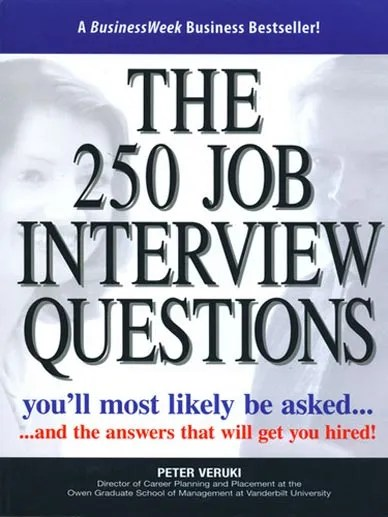 The 250 Job Interview Questions – Youll Most Likely be Asked resume out of work need work need a job looking for work job seeking job questions job interview getting hired get a job
