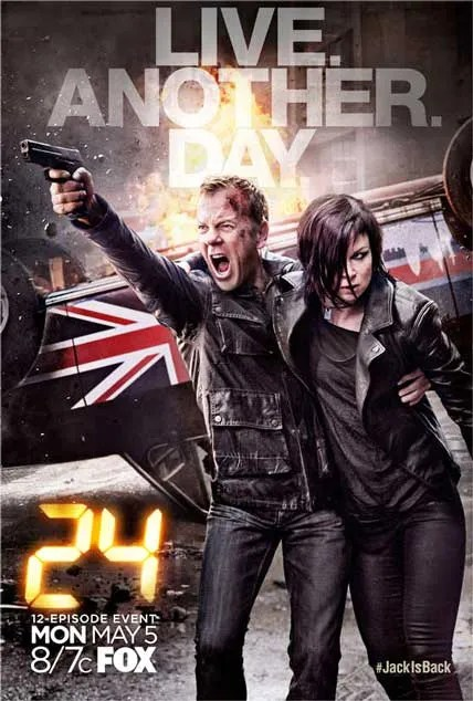 24 Season 9 Episode 1 to 8 720p HDTV x264 season 9 episodes 1 to 8 24 season 9 24 live another day 24