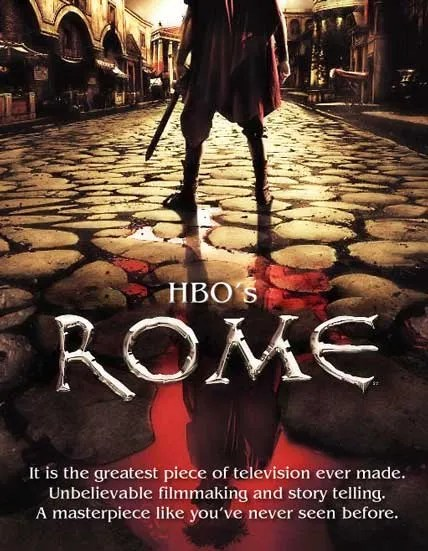 Image result for hbo rome dvd