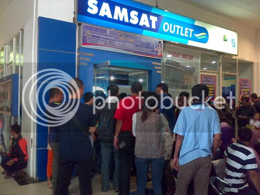 Samsat Outlet