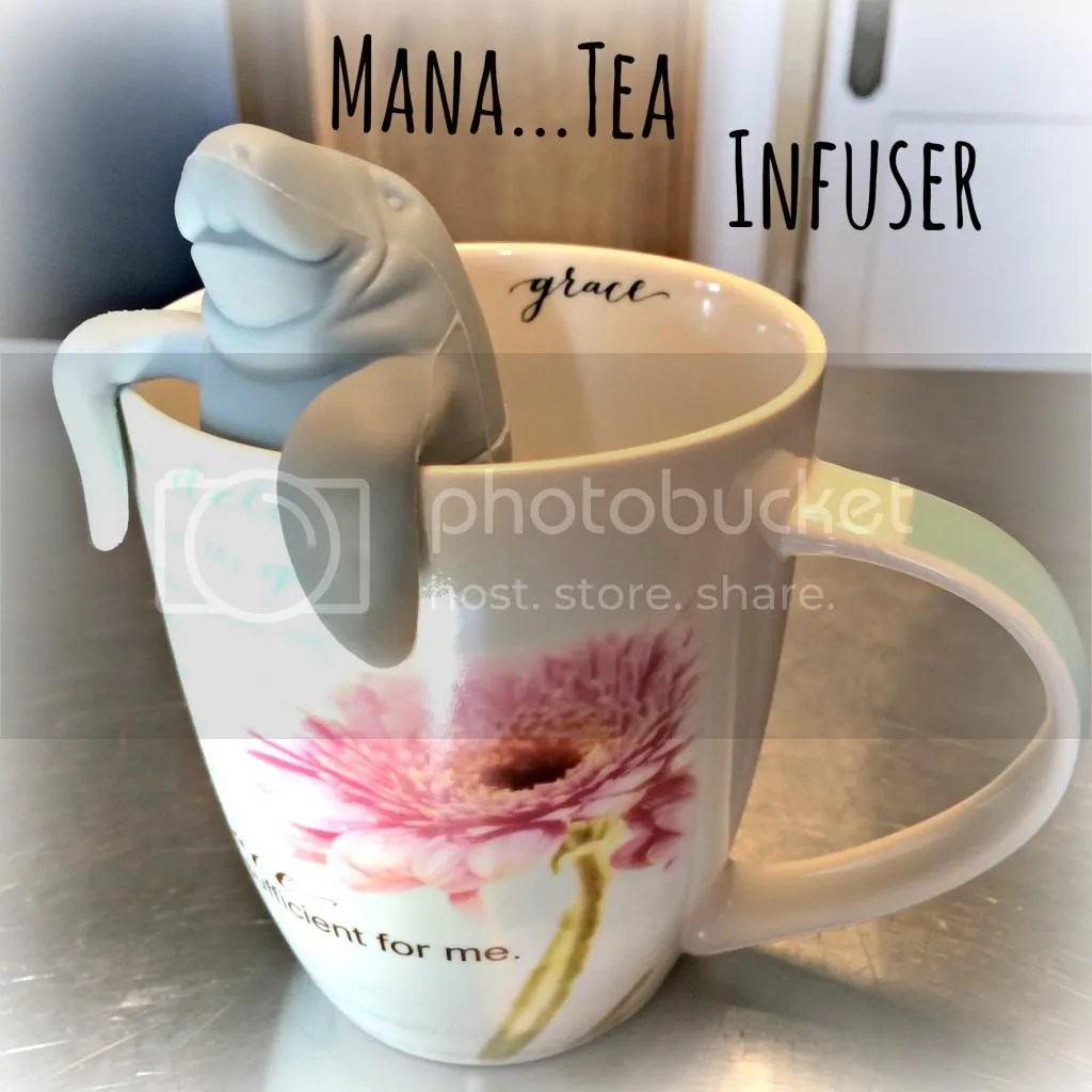 manatea, tea, infuser