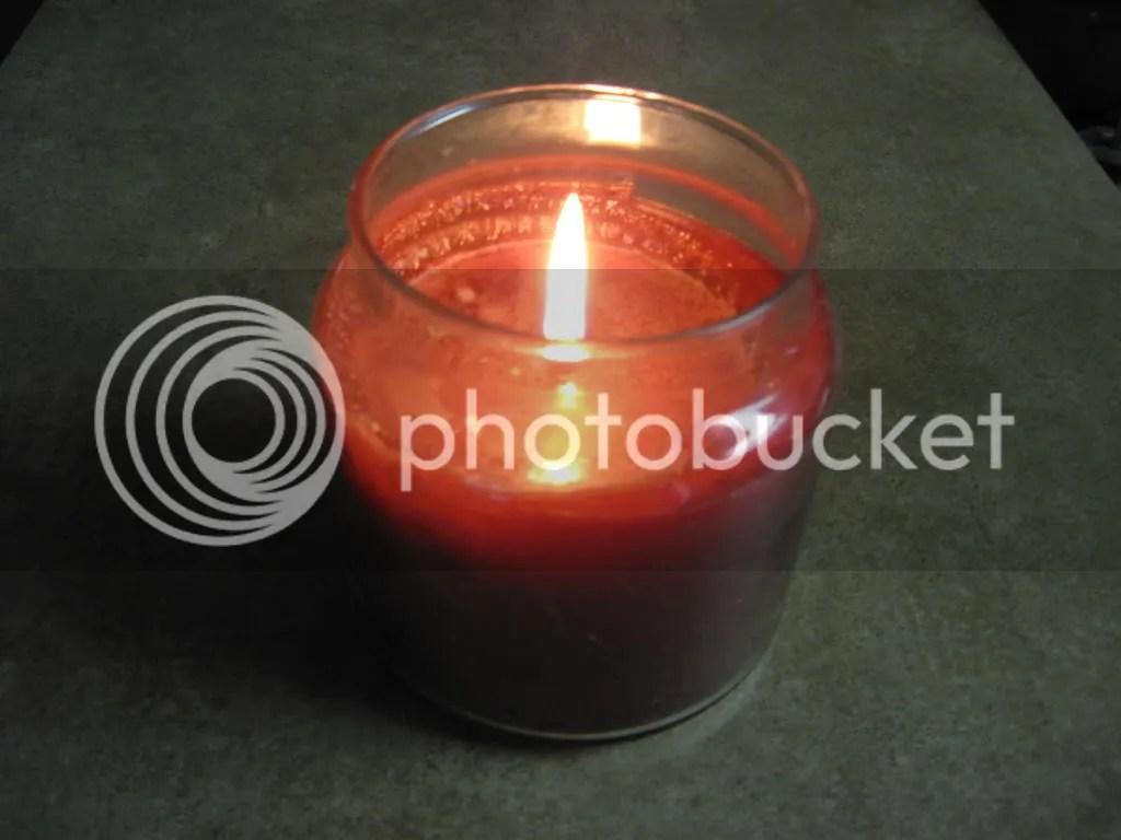 Sabaath Candle
