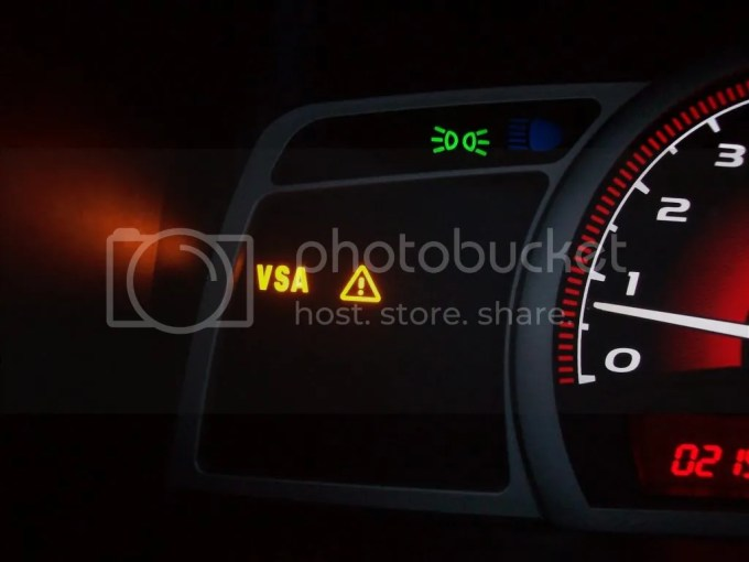 Abs And Vsa Light On Honda Odyssey | Centralroots.com
