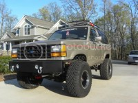 The Bronco II Corral Forums - Roof rack and basket