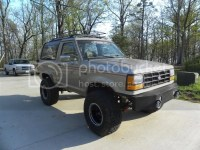 Roof rack and basket - The Bronco II Corral Forums