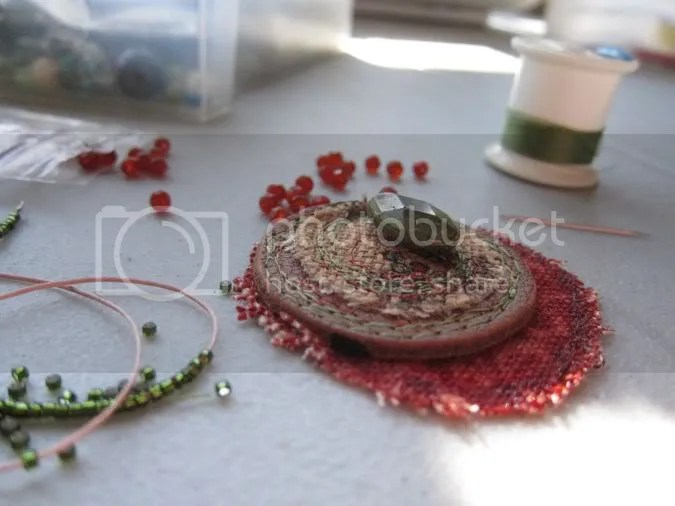 studio waterstone tutorial recycled leather necklace