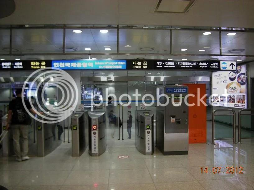 首爾地鐵半日遊劣攝(多圖) - 港外鐵路 (R3) - hkitalk.net 香港交通資訊網 - Powered by Discuz!