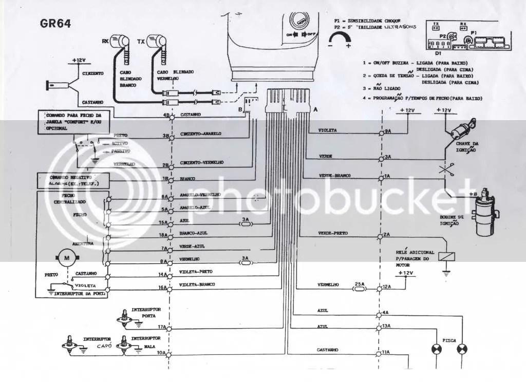 Electrificação extra/Electric wiring Xtra/Geral