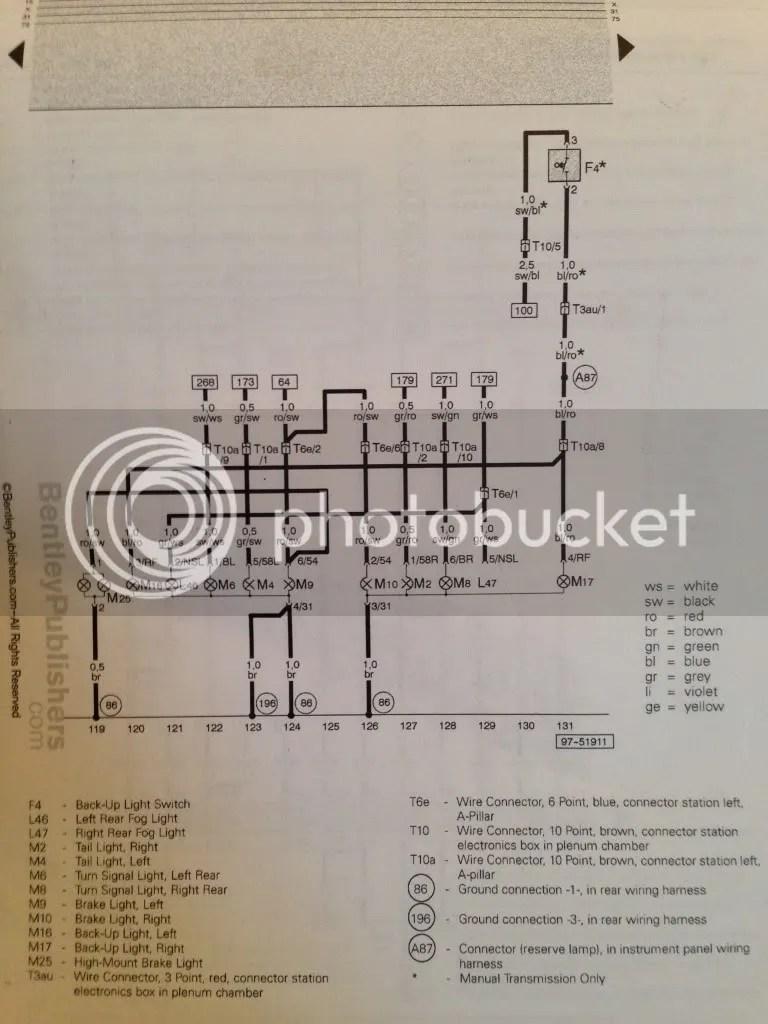 medium resolution of 99 audi a6 wiring light wiring library99 audi a6 wiring light