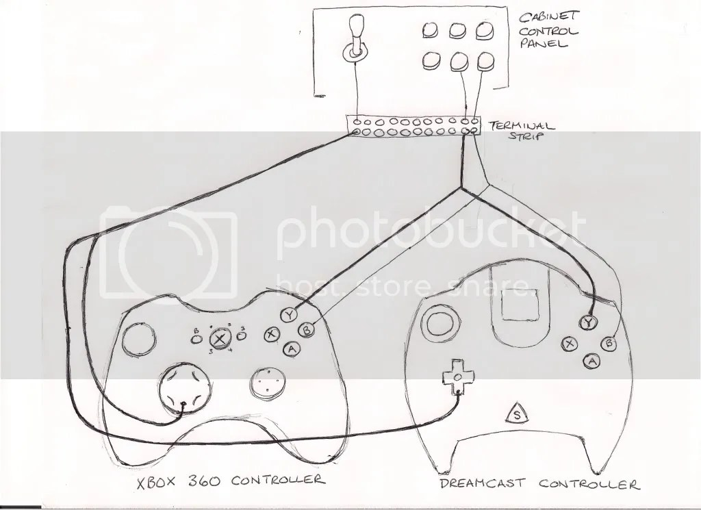Xbox Controller Usb Wiring Diagram   mwb-online.co on