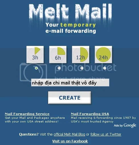 Meltmail