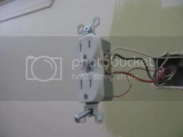 Wiring Socket Red Black