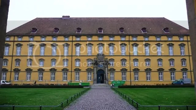 Osnabruck Schloss (Now University)