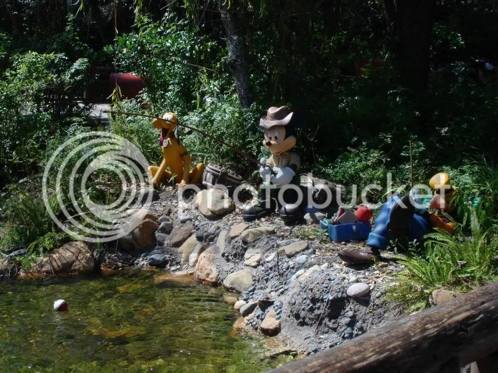 Treasure Island Resort Disney Abandoned