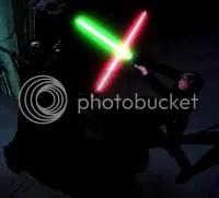 Luke vs. Vader