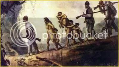 Guaranis escravizados