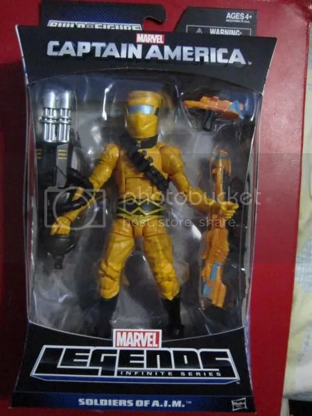 Marvel Legends Infinite Series Avengers Captain America S.H.I.E.L.D. Mandroid BAF build a figure World War 2 Now! Universe Baron Zemo Red Skull HYDRA A.I.M. Agents Soldiers Troopers Army builder Winter Soldier Black Widow