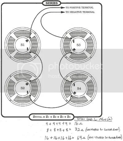 trailer wiring diagram: Speaker Wiring Complex