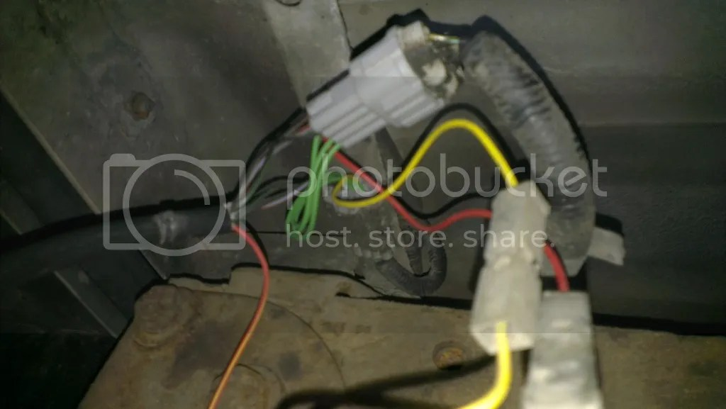 wiring diagram for towbar electrics rheem ac capacitor ??? - nissan-navara.net