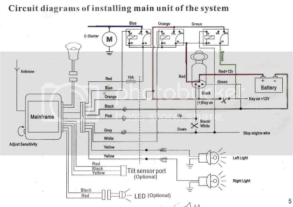 Denso Cdi Box Wiring Diagram, Denso, Free Engine Image For